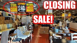 Gambar cover Pier 1 Imports CLOSING STORES * SHOP WITH ME 2020