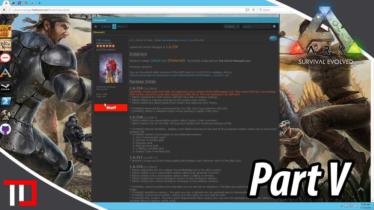 ARK Server Manager (Part 5) U2013 Supply Crate Overrides