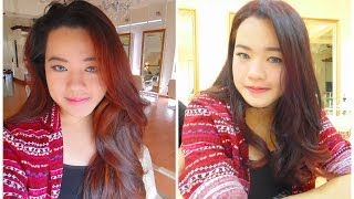 My Hair Makeover Journey by One Piece Kelapa Gading