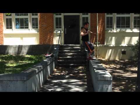Jeremy Barker - Parkour & Freerunning 2014