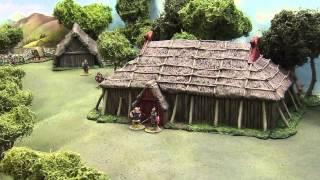 Warriors Of Valhalla - Dark Age Range - Chieftain's Hall