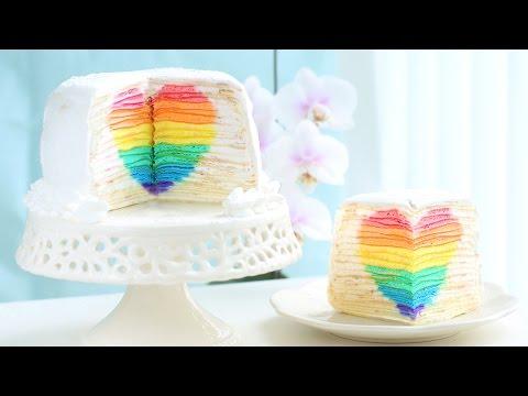 'Eugenie Cake' Rainbow