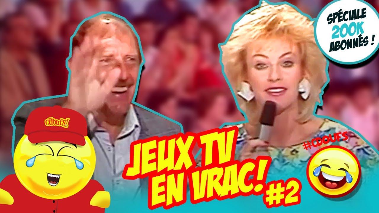 LES JEUX TV EN VRAC #2 ! (Spéciale 200K Abonnés 🎉) #CDOUFS