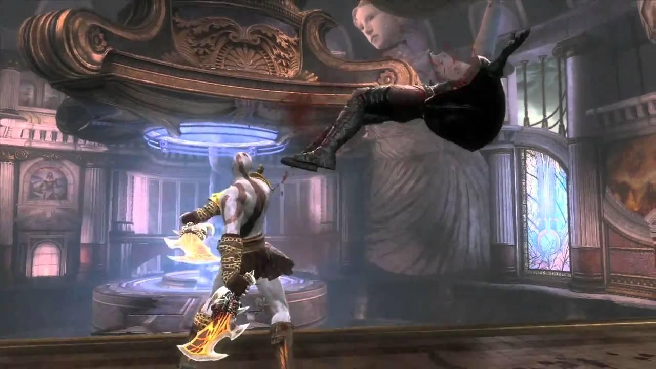 Mortal Kombat (2011): Kratos Gameplay [HD] (PS3/XBOX 360)