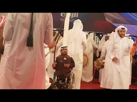 Arab Sword Dance from Kuwait.