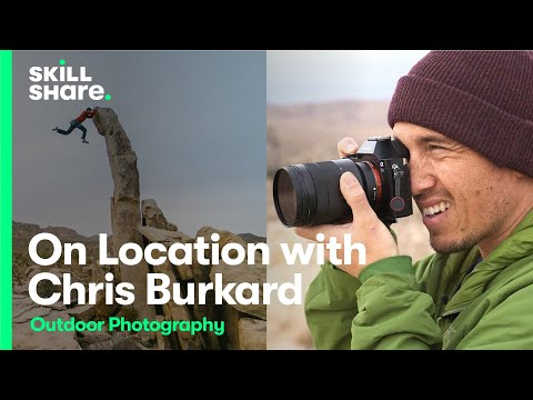 On Location with Chris Burkard: Landscape Photography Tutorial