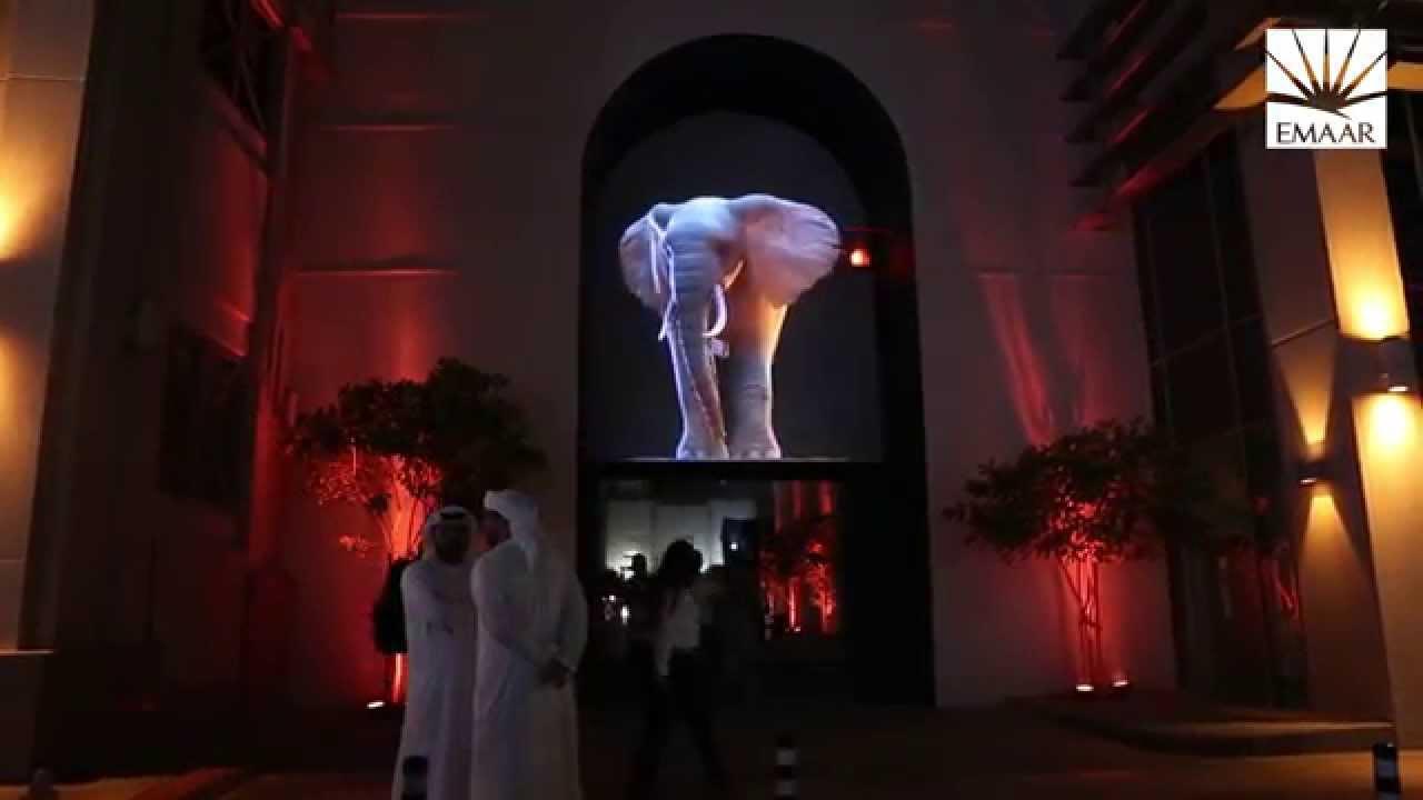Dubai Festival Of Lights 2017