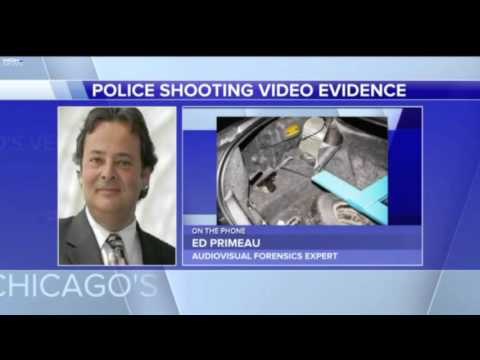 Ronald Johnson and Laquan McDonald - WGN9 Chicago Interview