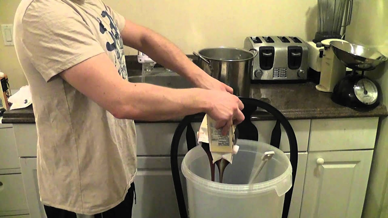 home made rum part 1/3 - YouTube