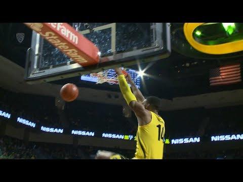 Recap: Oregon Men's Basketball Defeats Nebraska Omaha Behind Kenny Wooten's Career Night