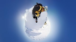 GoPro VR: The Fourth Phase in 360 – Snowboard with Travis Rice thumbnail