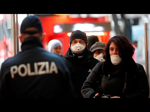 COVID-19 Deaths In Italy Up By 250 In A Day To 1,266