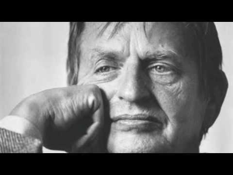 Socialdemokraternas Olof Palme --Radioanförande om invandrarna (1965)