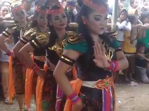 Jathilan Putri Ximplah Crew Ft New Zuguz Gedrug  Live Beteng Tridadi Sleman 2018