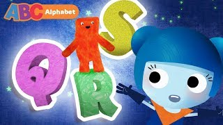 Learn English Alphabet w ABC Galaxy | Educational Videos for Preschoolers | First University