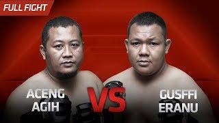 [HD] Aceng Adih vs Gusffi Eranu || One Pride Pro Never Quit #29