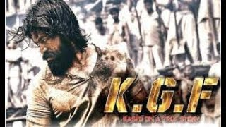 KGF Movie Dialog Hindi - Yash - Srinidhi