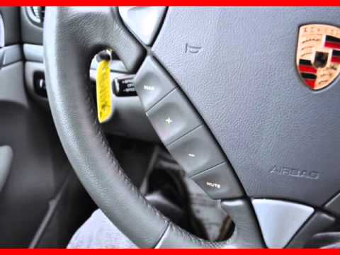 porsche cayenne removing steering wheel