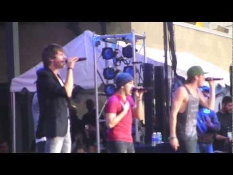 Nothing Even Matters  Big Time Rush; B96 Summerbash