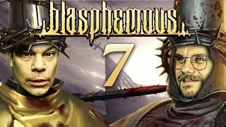 Springen, Schlagen, Schreien | Blasphemous mit Etienne & Colin #07