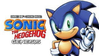 Games I F*cking Hate - Sonic The Hedgehog: Genesis (GBA)