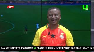 Ghanaians Predict Victory For Black Stars Against Guinea Bissau