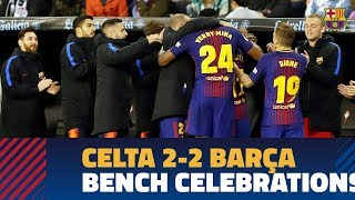 CELTA 2-2 BARÇA | What you haven't seen