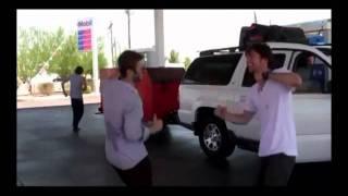 Jackson and Jerad Dancing