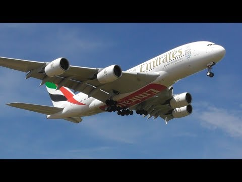 Summer morning Plane Spotting at London Gatwick Airport - Part 3