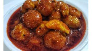 രുചിയൂറും നെല്ലിപ്പുളി അച്ചാർ || Nellipuli Achar\Star gooseberry pickle || Recipe:106