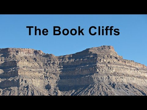 The Book Cliffs Utah Colorado Geological Feature Mountains Wilderness Hiking Natural Wonder Music