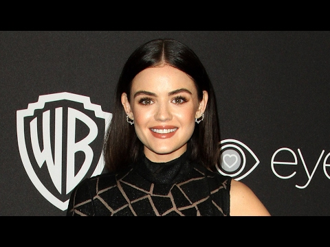 Lucy Hale Set To Star In New CW Show Life Sentence AFTER Pretty Little Liars Wraps