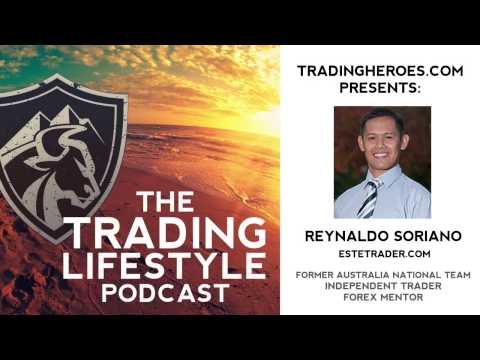 TTL #18 // How Reynaldo Soriano Makes A Living Trading 1 Hour A Day