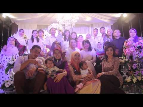 Zakiah Anas | Malaysia Cinematic Video Wedding by PVG Productions