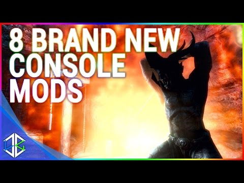 8 BRAND NEW Console Mods 49 - Skyrim Special Edition (XBOX/PS4/PC)