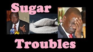 Sugar Troubles Linked To 2022 Succession Battles