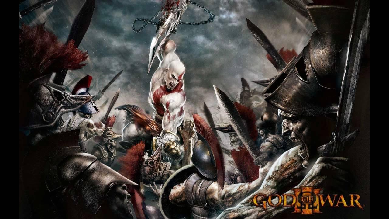 God Of War Iii Concept Art Screenshot Hd