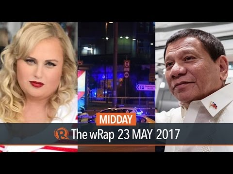 UK blast, Duterte in Russia, Rebel Wilson | Midday wRap