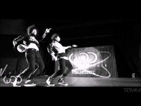 LES TWINS   DJ[Tim]   World of Dance San Diego 2013 MIX
