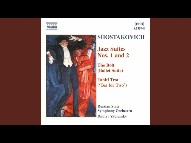 Jazz Suite No  2: II  Lyric Waltz - Russian State Symphony Orchestra