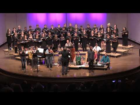 Baba Yetu (Arranged by ChristopherTin, sung in Swahili) - Global Grooves Concert 2017
