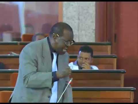 Mauritanie ● Un député secoue le Premier Ministre Ould Hademine en lui crachant ses 1000 vérités
