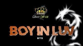 BTS(방탄소년단) _ Boy In Luv(상남자) [Effect Music] Dance cover by D BLACK Hue 0359.049927