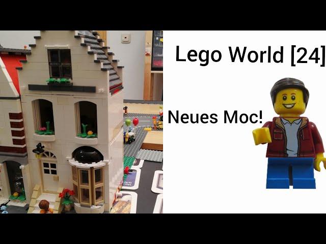 Lego World [24] - Das neue Moc!