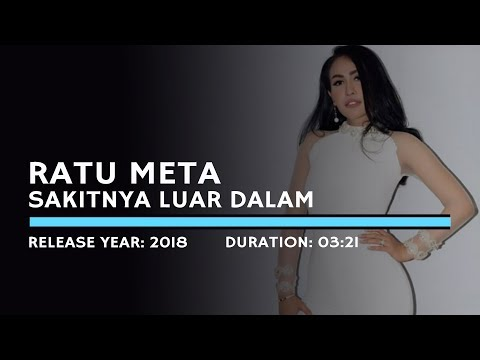 Ratu Meta - Sakitnya Luar Dalam (Karaoke Version)