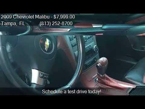 2009 Chevrolet Malibu LTZ 4dr Sedan for sale in Tampa, FL 33