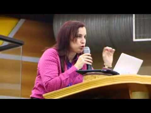 Pastora Ana Paula Guedes - Apascentar - Destronando Tronos Escondidos (CONT)