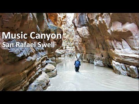 Slot Canyon San Rafael Swell Utah