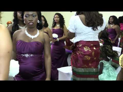 Mamie and Abraham Wedding