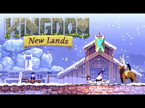 Kingdom New Lands (by Raw Fury Games) iOS / Android HD Gameplay Trailer (Sneak Peek)